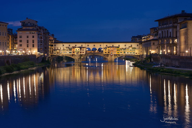 Ponte Vecchio, Florence - Italy
