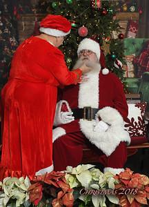 2018 - Santa @ Christmas