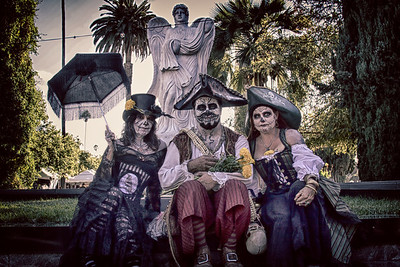 Day of the Dead - Hollywood, California