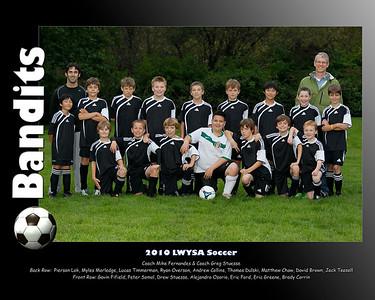 Bandits Team Photos 2010