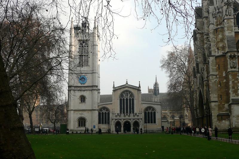St. Margaret's Church. London