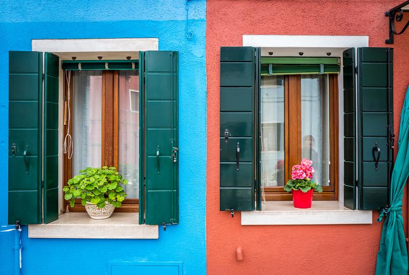 Streets of Burano