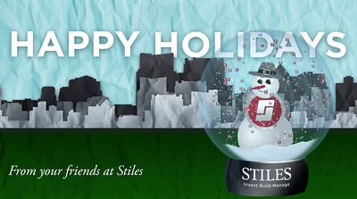 2011 Stiles Holiday Card