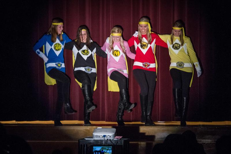 Pocopson Variety Show 3/20/2015