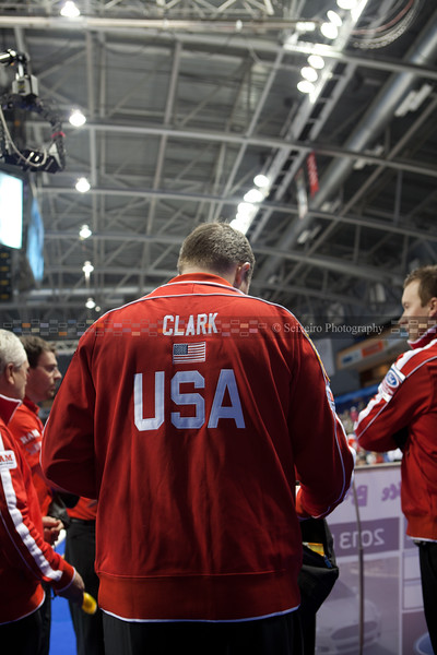 Team Brady Clark - Men's Worlds 2013