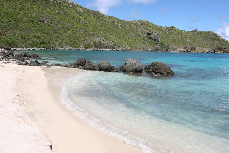 Saint Barth - Beach Petite Anse
