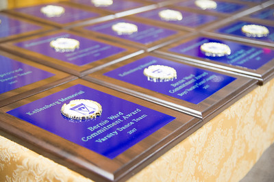 Fall Varsity Athletic Awards Banquet – December 1, 2017