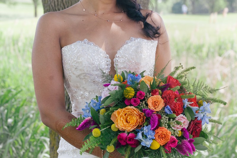 LeCapeWeddings Chicago Photographer - Renu and Ryan - Hilton Oakbrook Hills Indian Wedding -  255.jpg