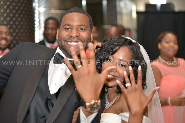 Terrell & Candice Wedding