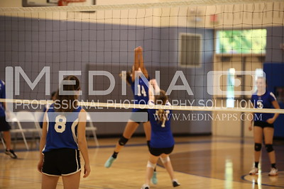 JV & Varsity Volleyball at SPN
