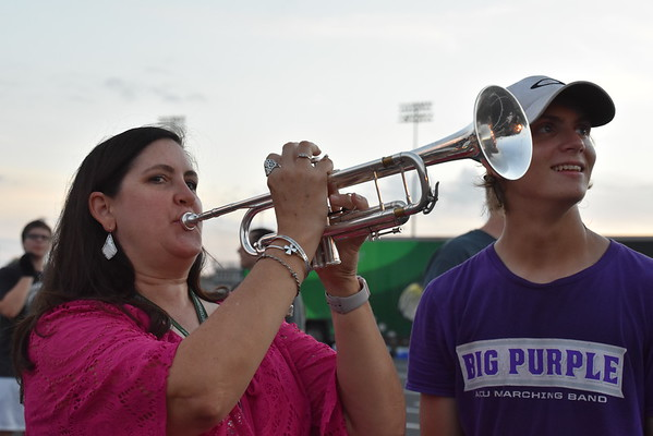 Parent Marching Night