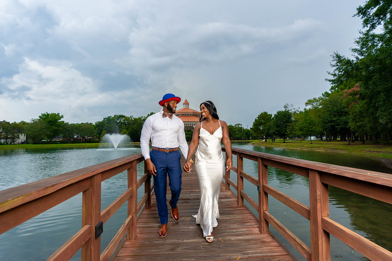 Darryl and Queshana Wedding Photos