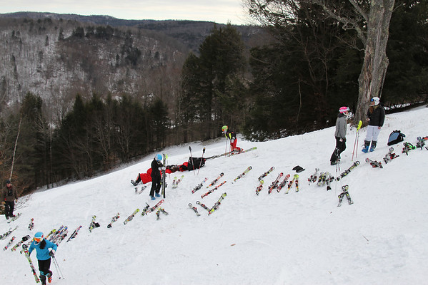 Woodstock U16 Race 1/21/13