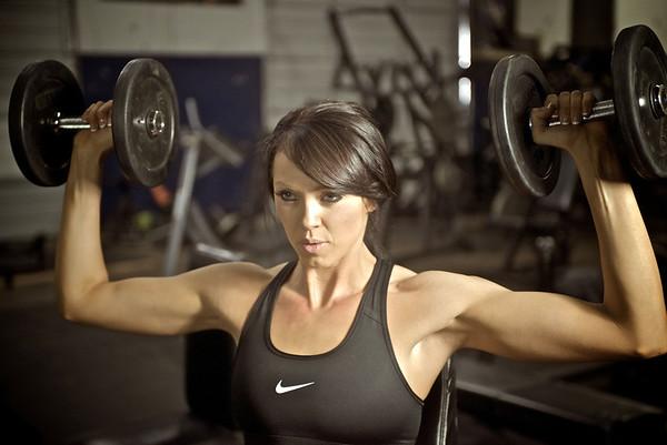 Brittany Dallas Fitness Portraits