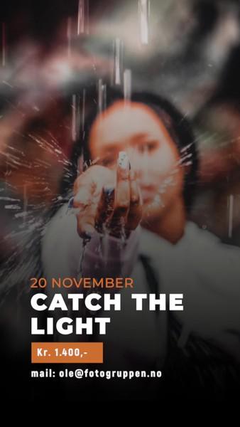Catch the light promo
