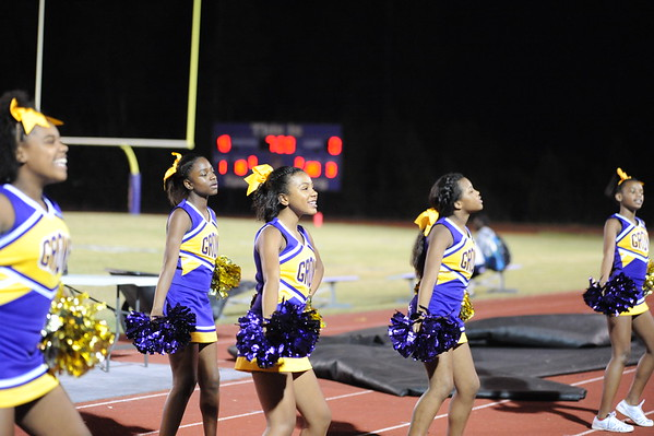 Pleasant Grove Cheerleaders