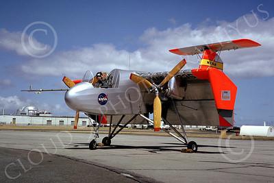 NASA Ryan Vertiplane Airplane Pictures