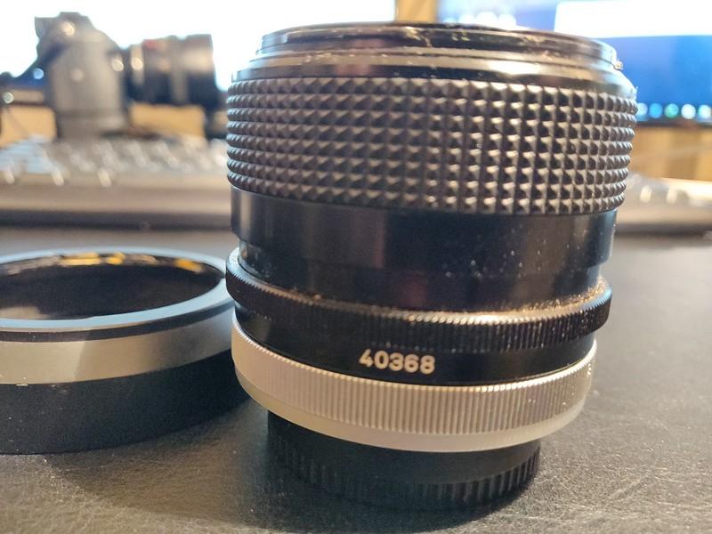 Canon FD 24 mm 2.8 S.S.C. - Serial N200 & 40368 006.jpg