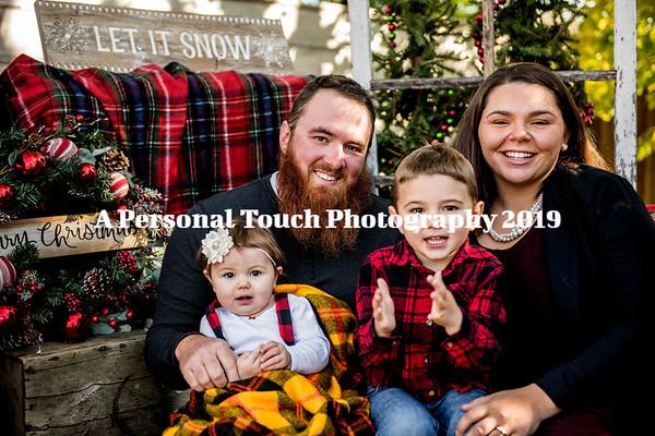 Maegan Jeremy and kids 2019
