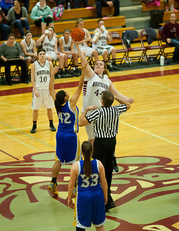 Montesano HS vs. Rochester HS, ladies varsity, January 13, 2014