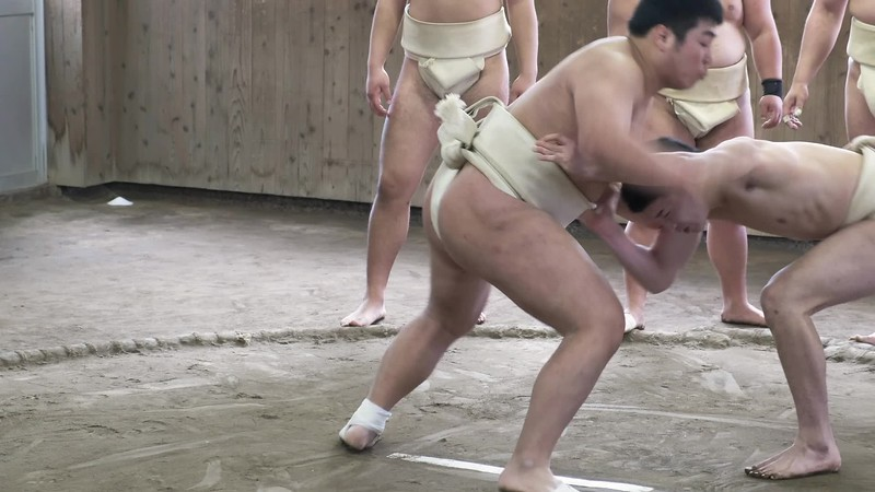 Gr. 2 Sumo Field Trip: Barefoot in the Dohyo