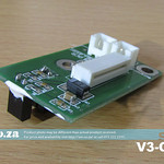 SKU: V3-OCP, Optical Coupling Grating Plate for V-Smart Vinyl Cutter