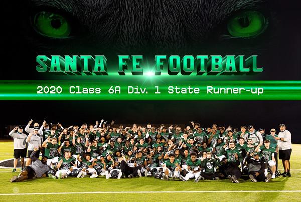 Santa Fe Football 2020