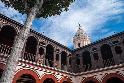 Pérou - J1 - Lima centre historique