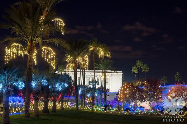 Mormon Lights
