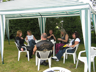 Surrey HOG Garden Party, 12 Aug 2007