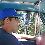 Going for a ride in Bucks Lake (2008)