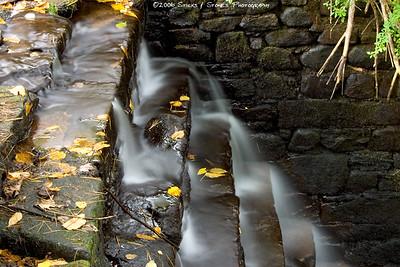 Belding Woods Waterfalls