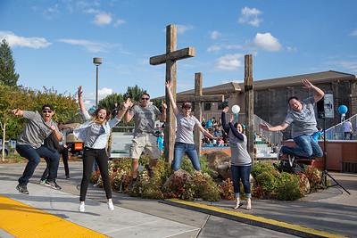 All Church Baptism Sept 28, 2014