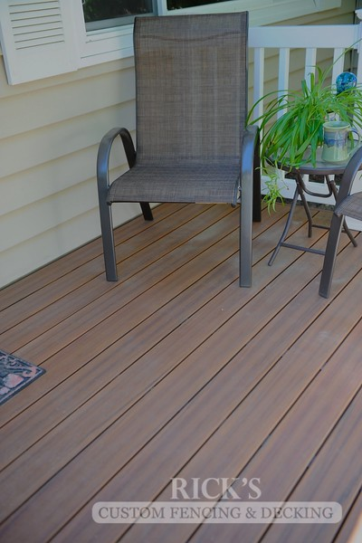 1229 - LifeStyle HDPE Composite Decking