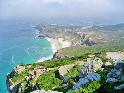 Capetown and Johannesburg