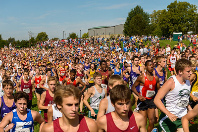 Indiana High School XC 2012