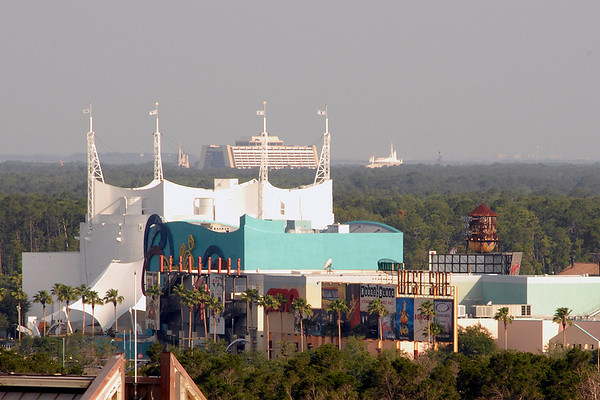 Marriott Orlando World Resort - Photographs from our room