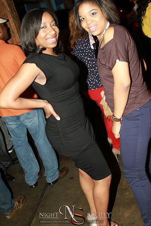 Can I Kick it at Lola 09-15-2012