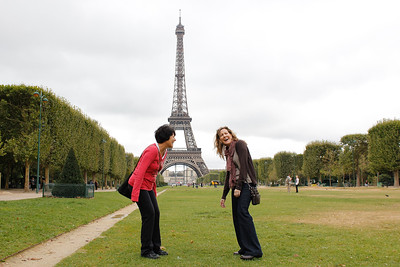Paris 2012 (with the Sterlings)