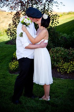 Andy & Kenzie Wedding