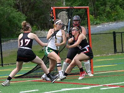 2016 BBA Girls Varsity Lacrosse vs Mt Greylock photos by Gary Baker