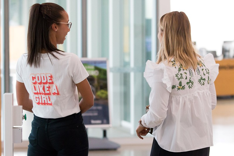 Code Like a Girl - Adelaide - Unmanning Aviation
