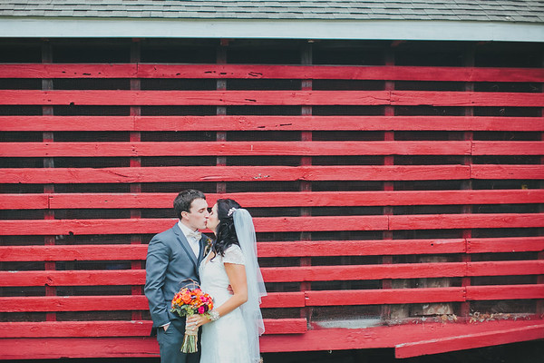 WEDDING 2014  |  Jillian + Dave - Normandy Farm