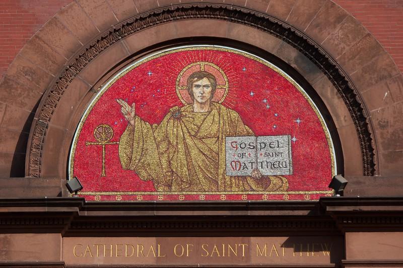 Cathedral of St. Matthew The Apostle, Washington, DC April 2011