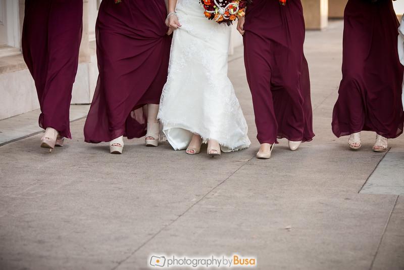 Shantel, Family, Bridesmaids Portraits