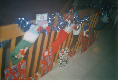 Christmas 2003 and 2004
