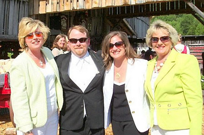 Heather & Mark Merritt's Wedding
