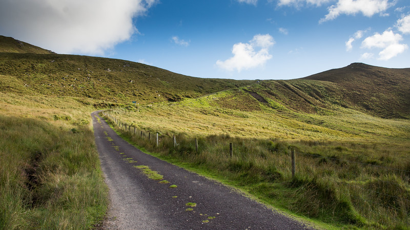 Caherconree Pass, County Kerry