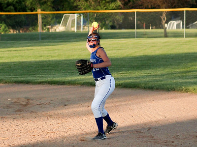 West Lyon softball at G-LR/CL in Rock Rapids 6-5-19