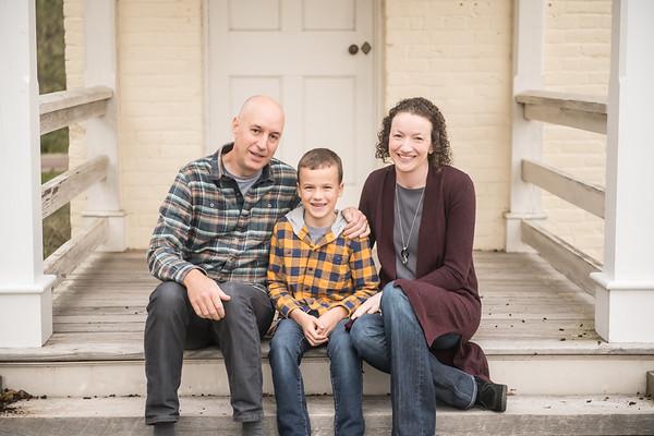 Decker Family - Fall 2019